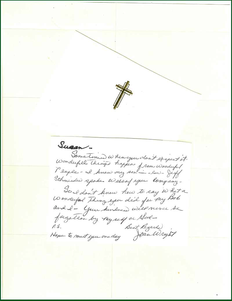 Martin Funeral – Testimonials – Jean